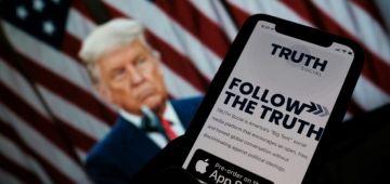 """ترامب كيتحدى فيسبوك وتويتر وغيرهم: """"تروث سوشل"""" المنصة الجديدة ديالي للتواصل الاجتماعي"""