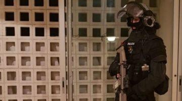 عملية أمنية لمكافحة الارهاب الدولي ف ملگا طيحات مغربي وصبليوني من مليلية