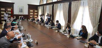 تفاصيل أشغال المجلس الحكومي: أبرزها اتفاقات بين المغرب وإسرائيل وقانون التعيين ف المناصب العليا