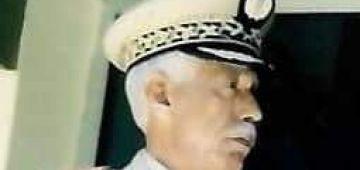 """الجنرال دو ديفيزيون مصطفى زرياب مات البارح.. الراحل كان من برومو """"محمد الخامس-سان سير"""" – تدوينة"""
