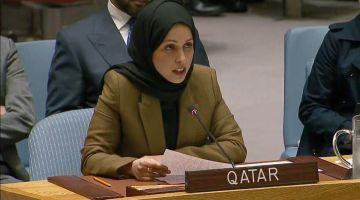 قطر: كندعمو جهود الأمم المتحدة لحل نزاع الصحرا بما يضمن سيادة المغرب على كامل أراضيه