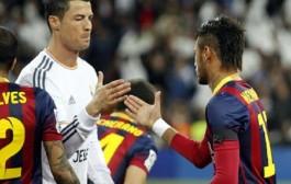 نيمار ورونالدو يشعلان الدوري الإسباني