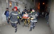 إصابة 16 في انفجار قنينة غاز يكشف المستور في منطقة لمكانسة قبل ساعات من النشاط الملكي بالمنطقة