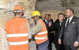 285 مليون درهم لترميم المعالم التاريخية بفاس بعد الغضبة الملكية على مسؤولي المدينة