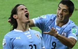 الأوروغواي تعوض البرازيل أمام الأسود