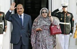 أنباء عن زيارة سرية للرئيس الموريتاني لمنطقة لكويرة