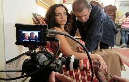 الممثلة نفيسة: ميريل ستريب قدوتي وحينما أستيقظ صباحا، اكون سعيدة بالذهاب الى فضاء التصوير، فلأني دائما طفلة