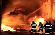 حريق بشركة يخلف خسائر مادية مهمة بكازا