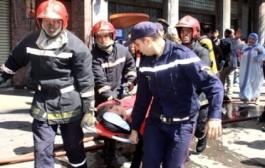 أربعة قتلى و17 جريحا في حادثتين بمنطقة الريف صباح اليوم
