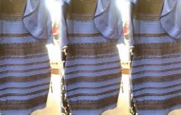 الفستان اللي حير العالم : تا واحد ما عرف اللون الحقيقي