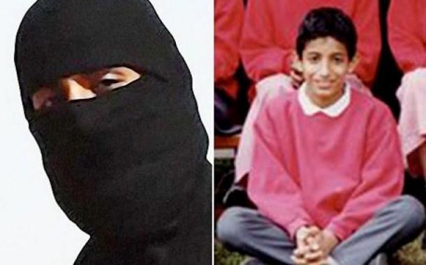 """بعد الكشف عن هوية عن دباح داعش: صور """" الجهادي جون"""" وهكذا تحول الى قاتل سادي"""