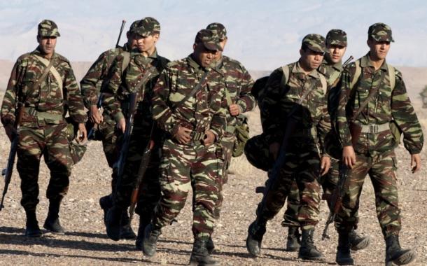 مشاركين فحرب بلا خبارنا. السي ان ان: المغرب يشارك في قوات عربية تقودها ضد داخل بسوريا