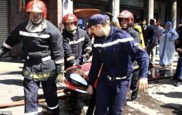 انفجار قنينة للغاز بتجزئة سكنية في مكناس يخلف ثلاثة قتلى