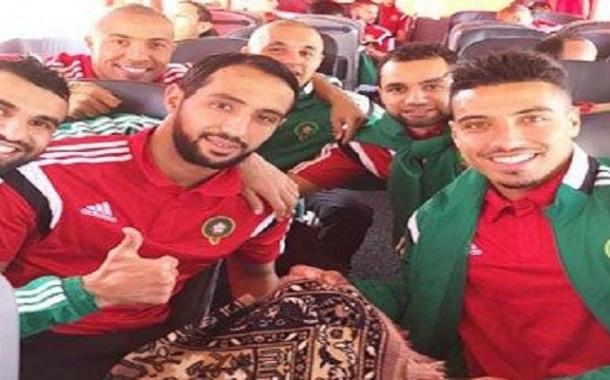طرد لاعبي المنتخب من الصالون الشرفي لمطار محمد الخامس ومسؤول يهددهم بإحالتهم على الشرطة