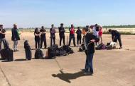 عمالة النواصر: الطائرة التركية ما فيها حتى قنبولة