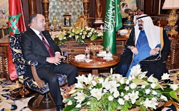 محمد السادس يتصل بملك السعودية ورجل الامارات القوي. المغرب ينخرط كليا في حرب السعودية باليمن