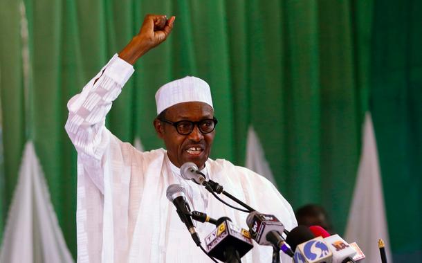 الملك باغي يفتح صفحة مع رئيس نيجيريا الجديد. نسعى اعطاء انطلاقة جديدة لعلاقات التعاون بين البلدين في احترام لثوابتنا