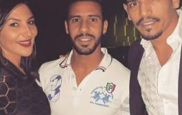 متولي راشقة ليه مع مرتو والصنهاجي وبلخضر في قطر (صور)