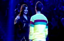 بالفيديو: مصري يطلب يد اليسا على الهواء