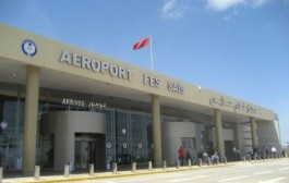 اعتقال بريطاني بمطار فاس سايس بحوزته حوالي 9 كلغ من الحشيش وها فين كانت غادية