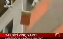 قناة تركية تعرض إستعمالا جديدا للسيارة غير الاستعمال التقليدي المتمثل في نقل المواطنين + فيديو