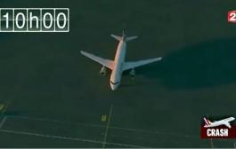 ها كيفاش طاحت الطيارة الالمانية لي ماتو فيها مغربيان فجبال الالب + فيديو بتقنية 3 دي