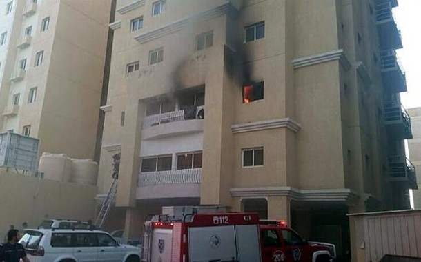 عاجل. انفجارات ونيران تلتهم عمارة تابعة لوزارة الداخلية بفاس ورجال الإطفاء عاشوا لحظات مرعبة