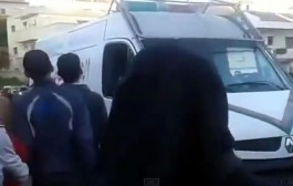 بالفيديو. إعتقال سيدة حاولت سرقة مولود بمستشفى طنجة