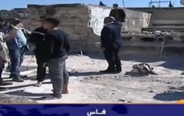 بالفيديو .  وفاة مسن وزوجته إثر انفجار قنينة غاز بفاس