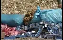 حرق واتلاف أزيد من 7 أطنان من مخدر الشيرا والمخدرات القوية بتطوان.. فيديو