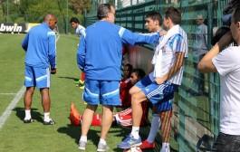 نهاية شهر العسل بين الدولي المغربي برادة والمدرب الأرجنتيني بييلسا