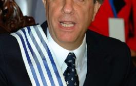 رئيس  الاروغواي الجديد بغا يمنع الشراب