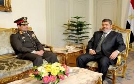 السيسي حالف حتى يتمهم. الحكم باعدام 22 من انصار مرسي