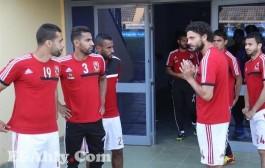 قائد النادي الأهلي غالى: تعاهدنا بإقصاء بطل المغرب في لقاء الإياب