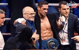 المغربي أحمد الموساوي يحتفظ بلقبه كبطل أوروبا في مواجهة الملاكم جونيور ويتر + فيديو المقابلة