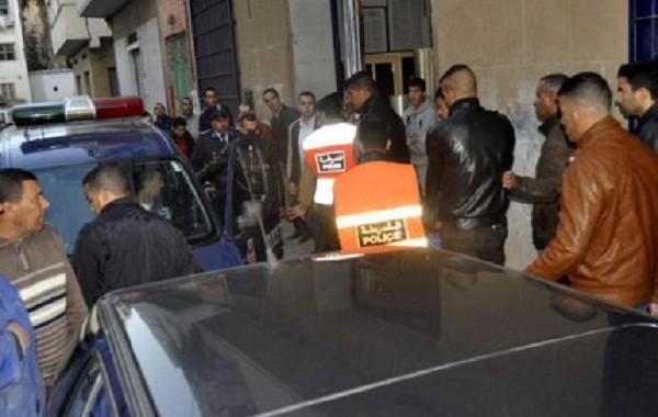 عاجل:استنفار أمني كبير في مراكش  بسبب العثور  جثة مواطن فرنسي  مدفونة بالمدينة العتيقة