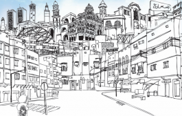 «حنظلة»يدخل الدار البيضاء حافي القدمين من بوابة أيام تراث المدينة