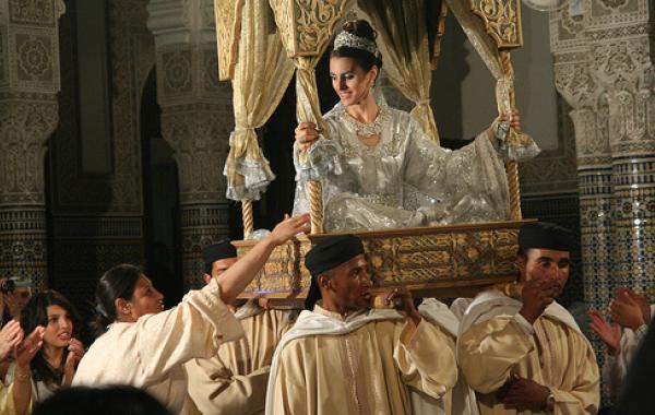 الزواج الاسطوري للملياردير اللبناني ميقاتي. ها شكون تزوج وها سمية لعروس وها كيفاش دازت الاجواء