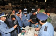 عاجل. ميناء كازا يبيض المخدرات. اكتشاف شحنة جديدة معدة للتصدير في أقل من 48 ساعة