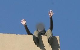 اعتقال شاب حاول الانتحار من الطابق الثالث بمنزله ببني ملال