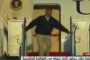 الرئيس الامريكي اوباما يتعرض لموقف محرج وها اش وقع ليه =فيديو=