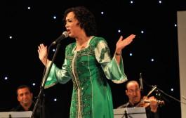كريمة الصقلي تغني من أجل عمل خيري بمسرح محمد الخامس