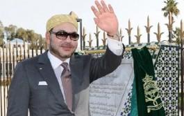 اختيار محمد السادس شخصية سنة 2015 للترابط الأسري والدعم الاجتماعي