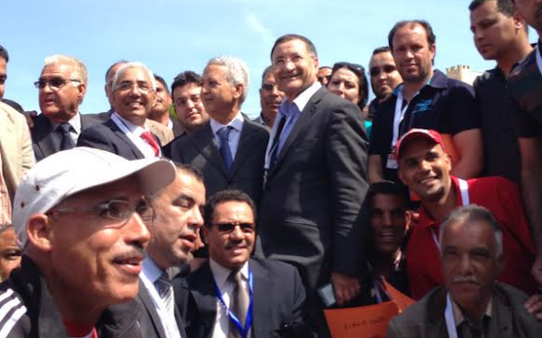 ساجد عمدة مدينة الدار البيضاء أمينا عاما جديدا لحزب الحصان قبل التصويت عليه