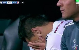 لماذا بكى تشيتشاريتو بعد انتهاء المباراة؟
