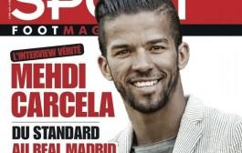 هذا ما قاله مهدي كارسيلا عن حمل قميص الأسود وسبب عدم توقيعه لريال مدريد