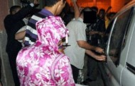 اعتقال امراة بغات تبيع رضيعها