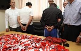 مازال خدام من وسط الحبس. اعتقال عصابة تتاجر في القرقوبي يتزعمها شخص معتقل في عكاشة
