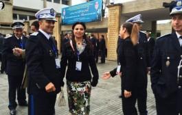 نزهة بيدوان وبادو الزاكي ولطيفة رأفت في ضيافة الشرطة