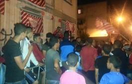 احتفالات الوداديين باللقب ممسورطاش حتى للسياسيين